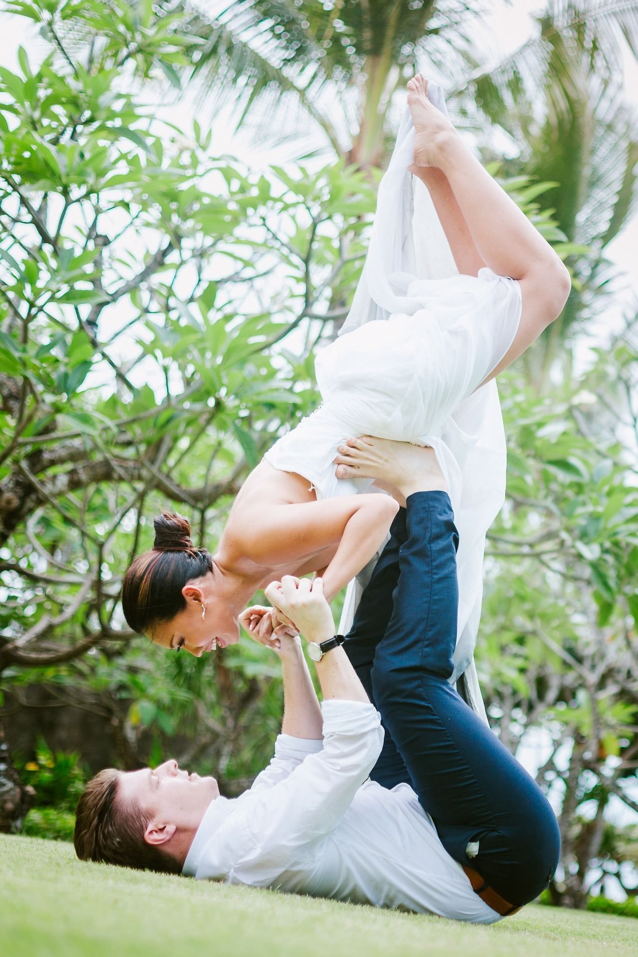 Acroyoga Workshop a Namasteban!