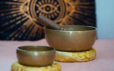 Yin Jóga Tibeti Hangtálakkal