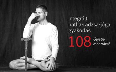 Integrált hatha-rádzsa-jóga gyakorlás
